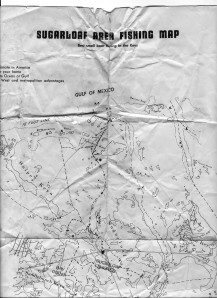 The not-so-secret Secret Map to Sugarloaf Key Fishing Grounds