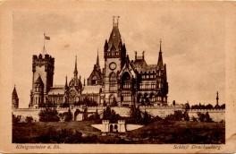 I1 WW1 CARD 2A SCHLOSS DRACHENBURG 03-12-1919